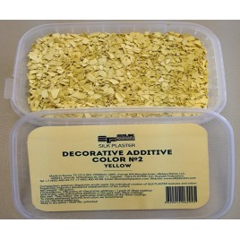 Decorative Additive - Yellow
