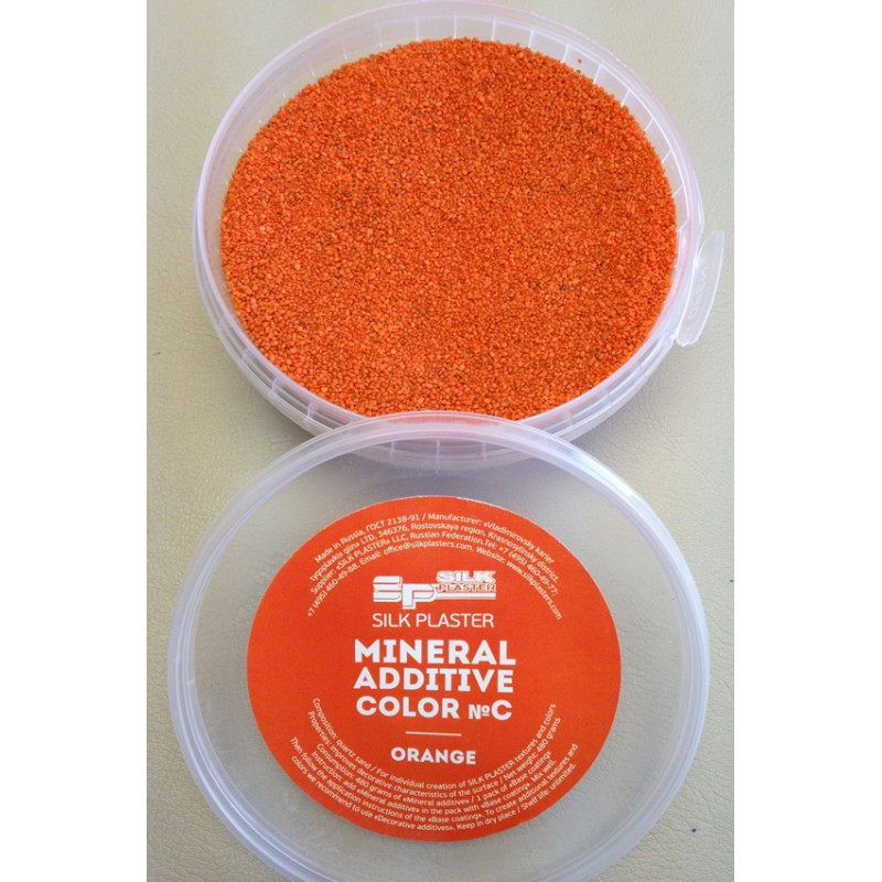 Mineral Additive - Orange